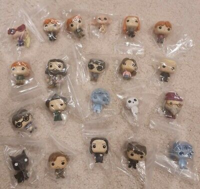 FUNKO POP HARRY POTTER ADVENT CALENDAR 2018 - 21 CHARACTERS INCLUDED