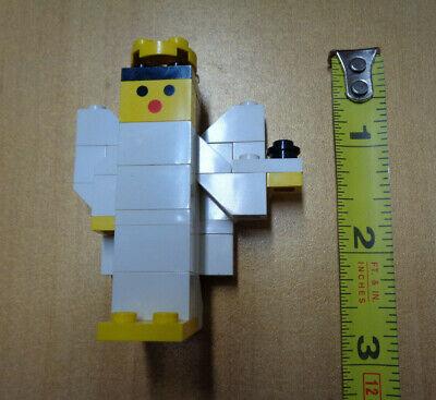 Vintage Rare LEGO - Angel Figure - 1989 80s 1980s #1626 Christmas Set Legos