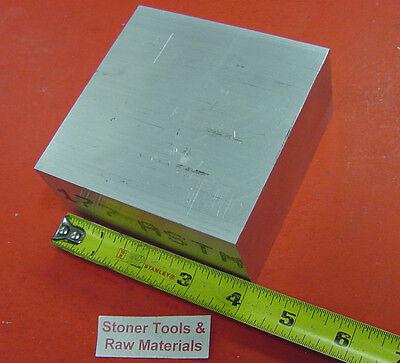 2 X 4 Aluminum 6061 Flat Bar 4 Long Solid T6511 2.000 Plate New Mill Stock