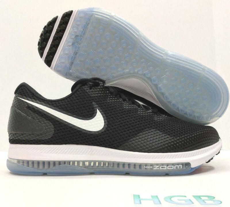 ed091407e63 Nike Zoom All Out Low 2 Mens Black White Running Training Shoes AJ0035-003  NIB