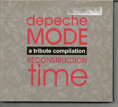 Tribute To Depeche Mode  Reconstruction Time Again By Various Artists  Cd  Ap