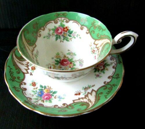 Tuscan Fine English Bone China Blenheim Pattern Cup and Saucer