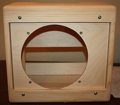 Rawcabs Champ Style Pine 1X10 Combo Guitar Cabinet Will Fit A 5F1 Chassis