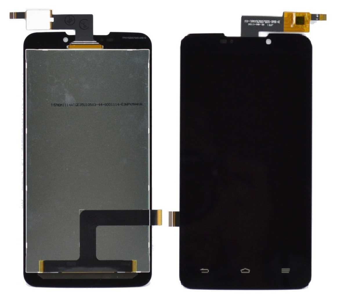 """Usa Zte Max Boost Mobile N9520 5.7"""" Lcd Display Touch Scr..."""