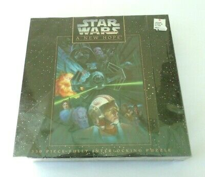 Star Wars Puzzle A New Hope 550 Piece Jigsaw 18 x 24 inches