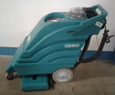 Tennant 1280 Walk Behind Commercial Carpet Cleanerextractor