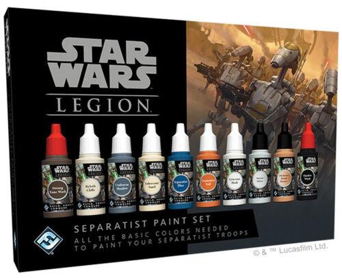 Separatist Paint Set Star Wars: Legion FFG NIB