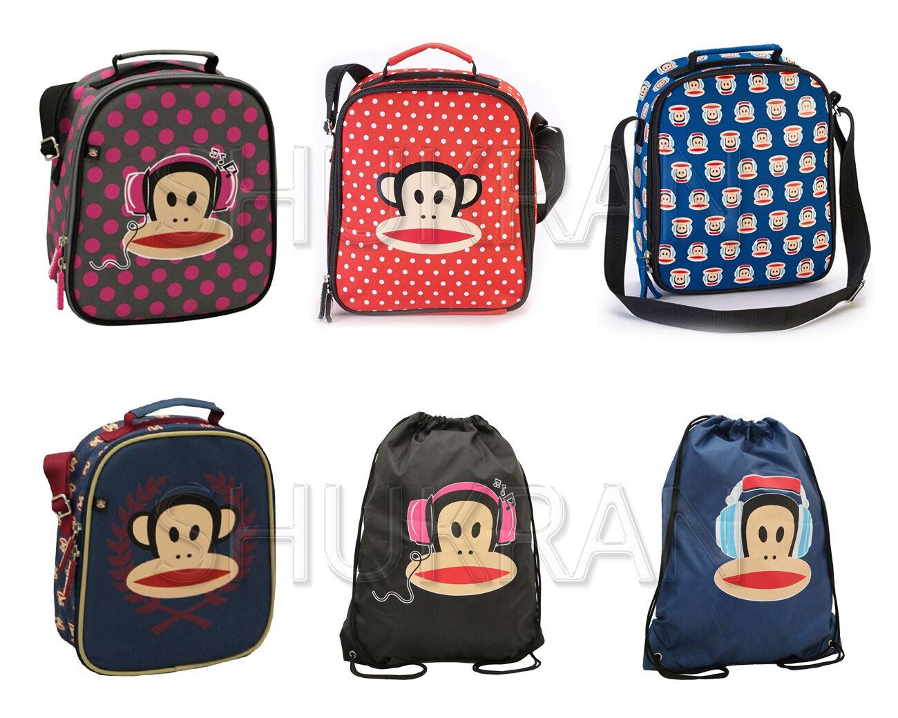 Paul Frank Drawstring Bag - for PE or Swimming Boys Girls -