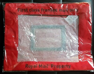 NEW FRANKING  1ST Class  -INTERNATIONAL POSTING POUCHES/POST SACK UK SELLER