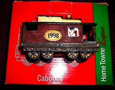 1998 J C Penney Home Towne CABOOSE In Original Box for sale  Shipping to Canada
