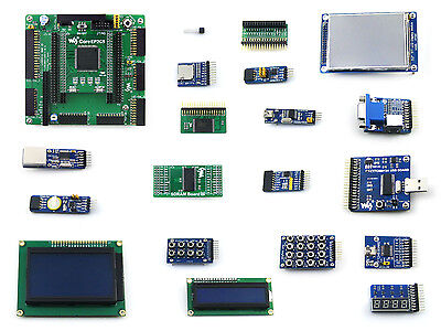 Altera Fpga Board Ep2c5 Ep2c5t144c8n Cyclone Ii Development Kit 20 Modules