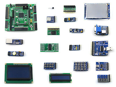 Altera Fpga Development Kits Dvk600 Ep4ce10 For Cyclone Iv 3.2 Lcd 20modules