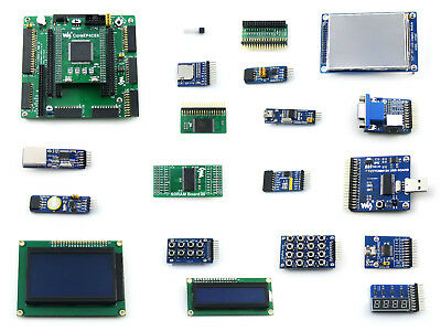 Altera Fpga Development Kits Ep4ce6 For Altera Cyclone Iv 3.2 Lcd 20 Modules