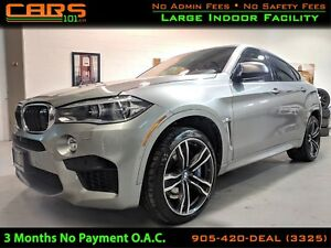 2015 BMW X6 M NAVIGATION | PARKING ASSIST | 360 CAMERA |