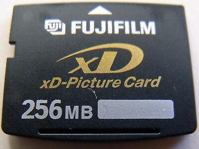 - Fujifilm 256MB xD-Picture Card for Fuji and Olympus Digital Cameras, Japan