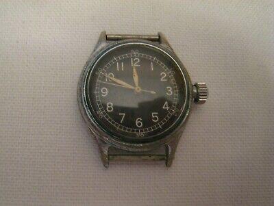 Vintage Bulova WWII Type A-11 US Military Wrist Watch