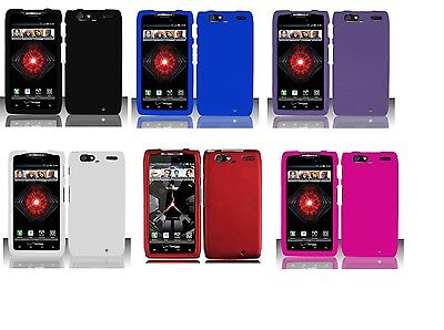 Hard Solid Cover Case for Motorola XT913 XT916 Droid Razr Maxx Phone Accessory (Phone-case Motorola Razr)