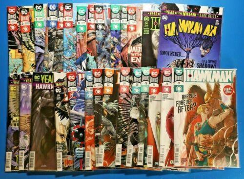 Hawkman (2020) #1-29 full series 1st Print, DC comics, Venditti Hitch
