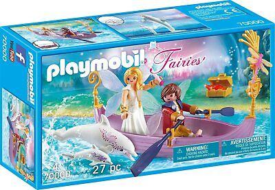 Playmobil 70000 Fairies Romantic Fairy Boat