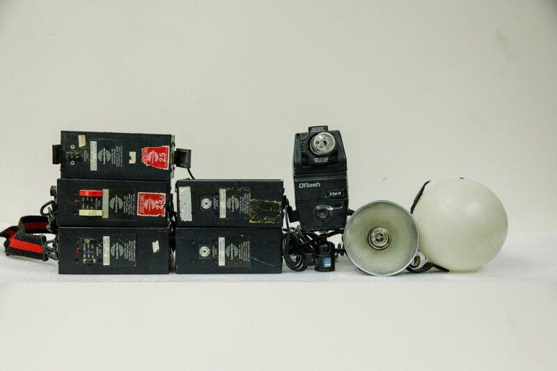 Quantum Qflash T3d-R T3 Digital Flash E