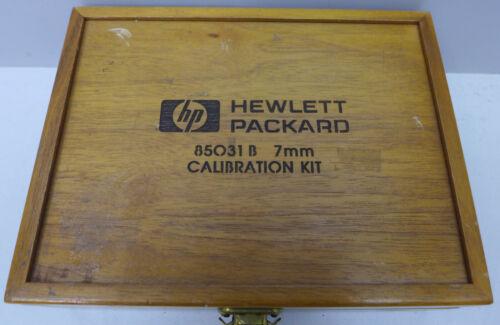HP 85031B Calibration Kit