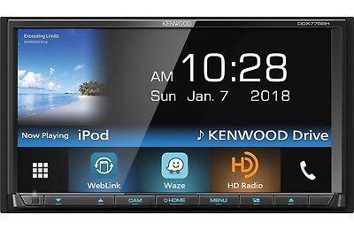 Kenwood DDX775BH 2 DIN DVD/CD Player Android iPhone Pandora