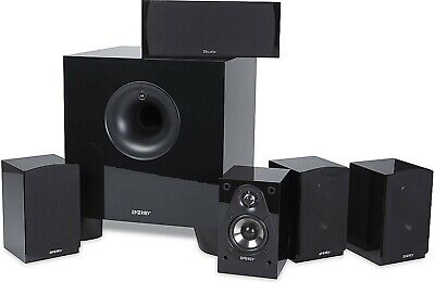 Energy 5.1 Take Classic Home Theater System Surround Sound with (Energy 5-1 Take Classic Home Theater System)