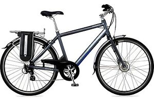 Men's L Giant Express Twist Hybrid Bike