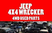 Jeep 4wd Wrecker Sydney | All 4x4 used Spares and parts Revesby Bankstown Area Preview