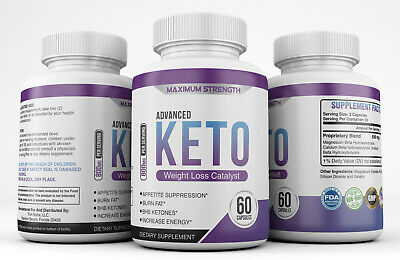 Shark Tank Best 1 Keto Fast Burn Fat Burners BHB Slimming Diet Pills That Works