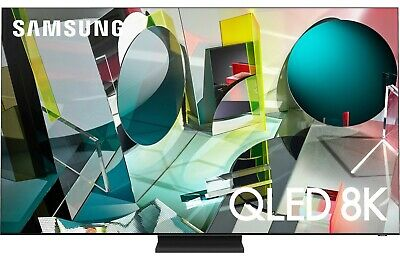 "Samsung QN65Q90TSFXZA 65"" 8K QLED Smart UHD TV Flat Panel LED HDTV QN65Q900T"