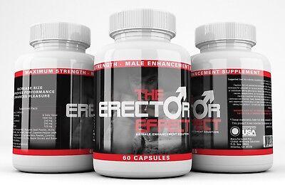 The erector Effect Male Enhancement Pills Best Natural Supplement