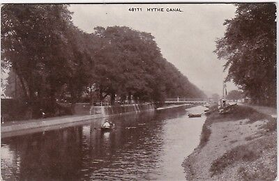 The Canal, HYTHE, Kent