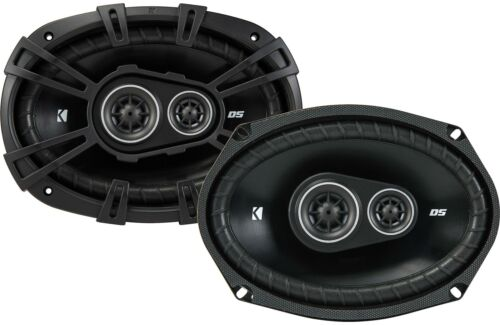 "Kicker DS Series 6x9"" 3-Way Car Speakers - Pair *43DSC69304"