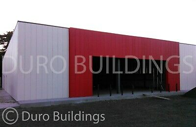 Durobeam Steel 100x100x21 Metal Prefab Made To Order Building Workshop Direct
