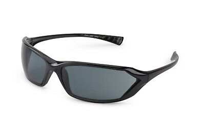 Gateway Metro Glossy Black Smoke/Gray Safety Glasses Sunglasses Z87+ for sale  Shipping to Canada