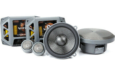 "INFINITY KAPPA PERFECT 600 6 1/2"" COMPONENT SPEAKER SYSTEM FREE SHIPPING NEW"