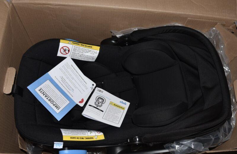 Clek Liing LG19U1-PBKB Infant Car Seat Black Crypton C Zero Performance Fabric