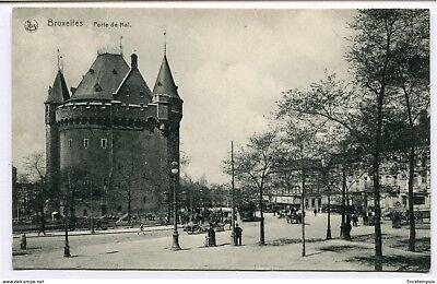 CPA-Carte postale-Belgique- Bruxelles- Porte de Hal (CP2512)