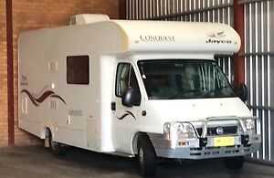 2006 Jayco Conquest Motorhome F23-1 Caves Beach Lake Macquarie Area Preview