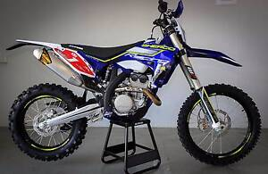 2016 Sherco 300 SEF-R Tamworth Tamworth City Preview