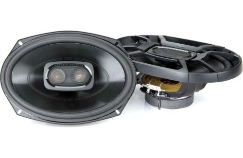 Polk 6x9 Inch 450W 3-Way Car Marine ATV Coaxial Speakers *DB692