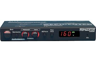 Used, AUDIOCONTROL THE IN-DASH EPICENTER BASS RESTORATION PROCESSOR ~NEW for sale  Shipping to Canada