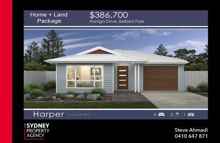 House & Land Package In Queenland Starting From $386,700