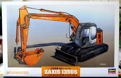 Hitachi ZAXIS 135 US Bagger 1:35 Hasegawa 66001