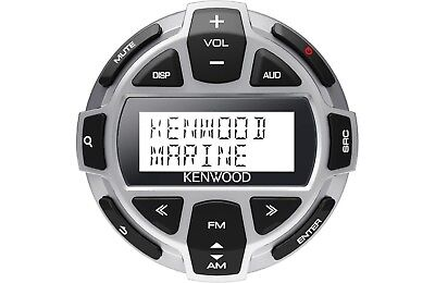 Remote Wired Remote (Kenwood KCA-RC55MR Wired Marine LCD Remote Control  FAST)