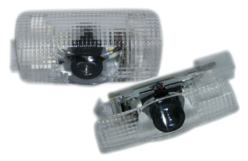 LED SMD Plug -and-Play Lexus Courtesy lights Logo LS IT IS LZ RX GS GX CAN-Bus