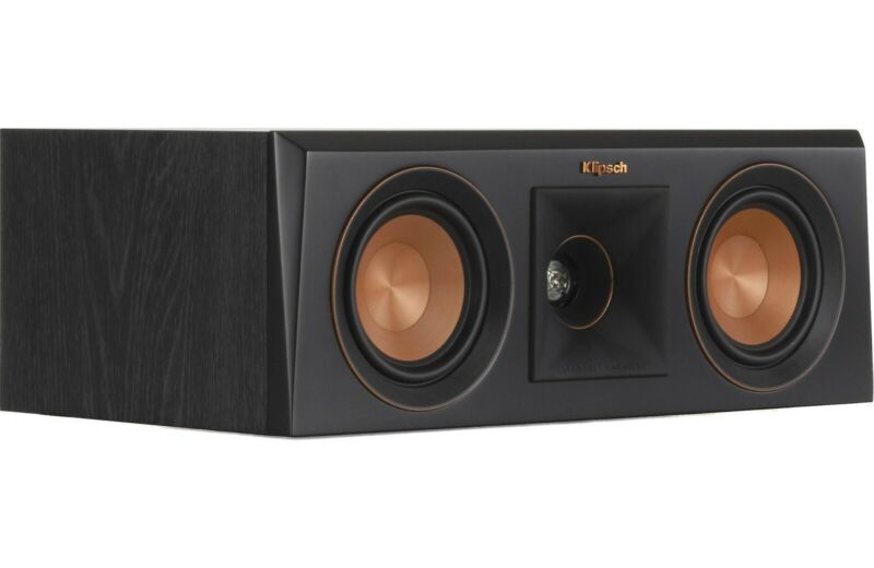 Klipsch Rp-400c Ebony Center Speaker - Each