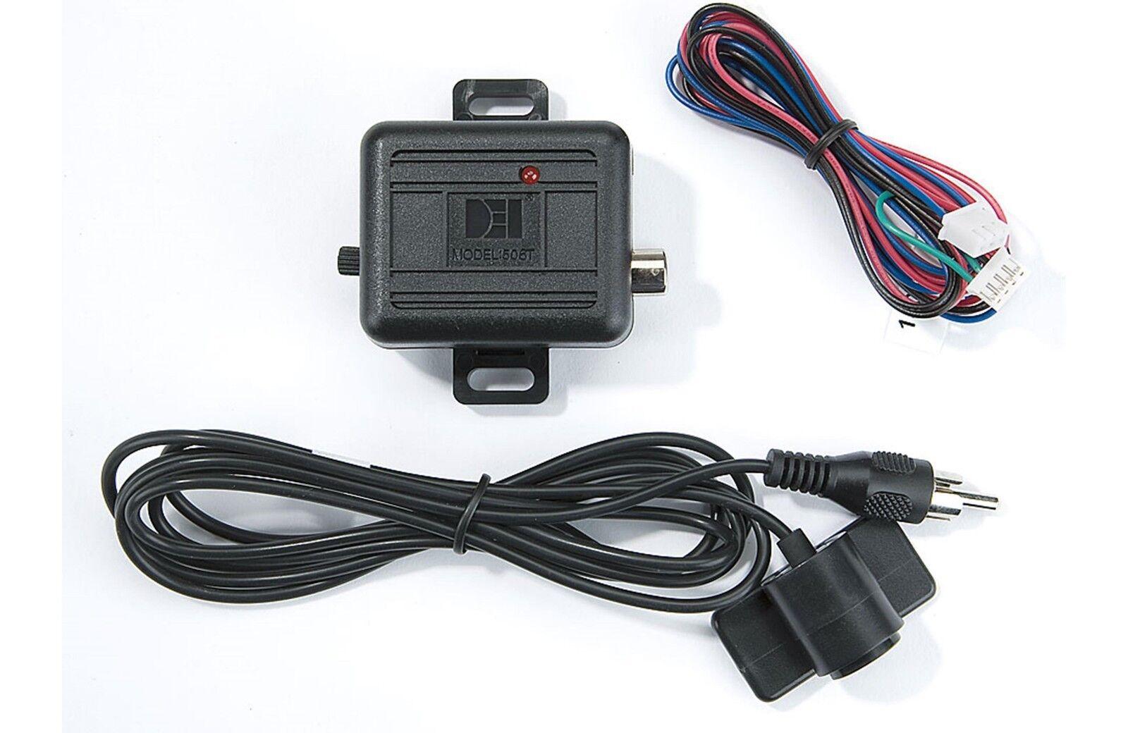 Directed Audio Glass Break Sensor