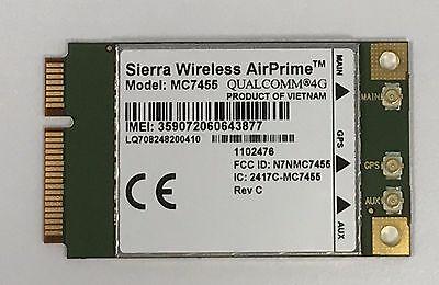 Sierra Wireless Mc7455 Pci E Broadband Module 4G Lte A Unlocked